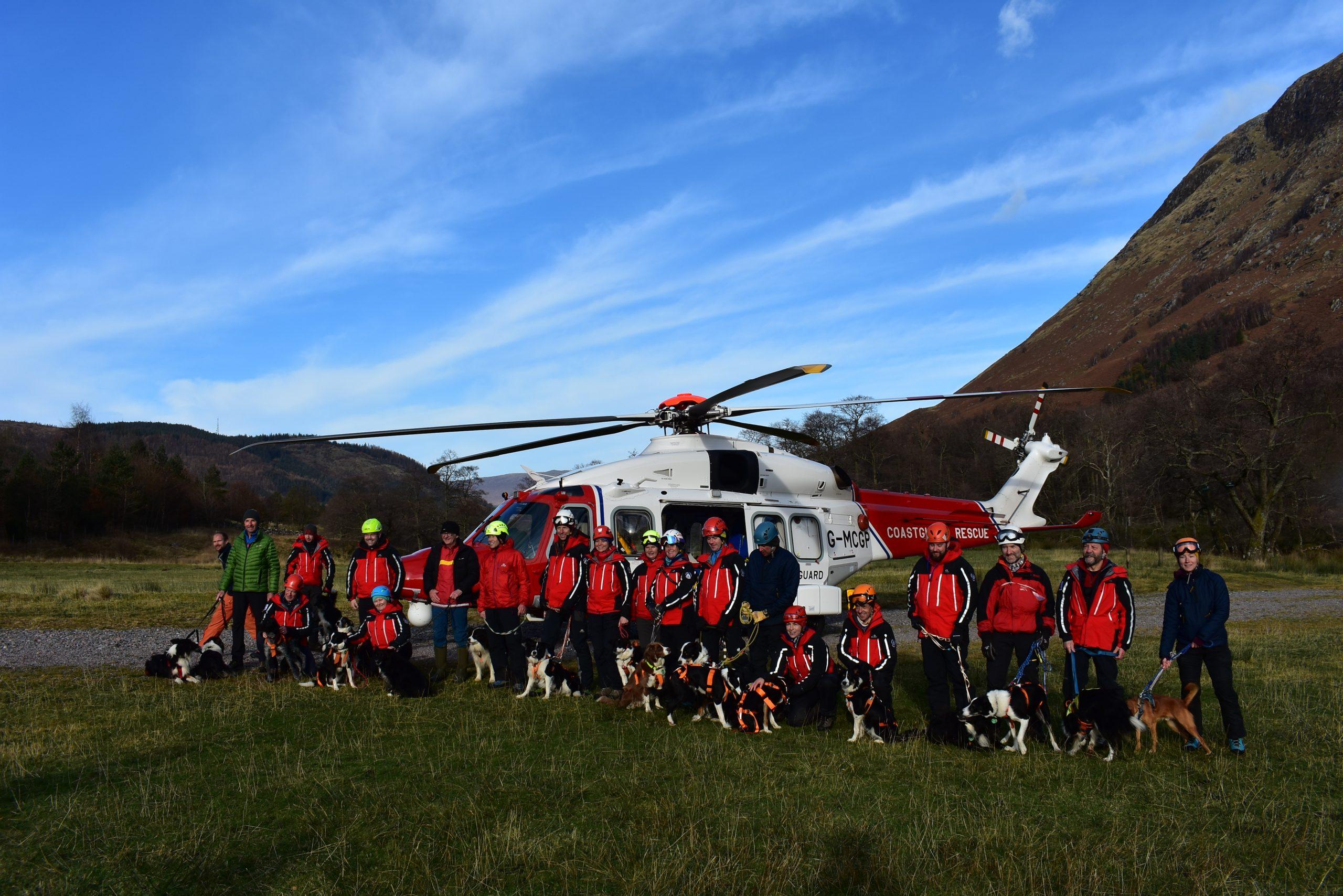 Search & Rescue Dog Association Scotland